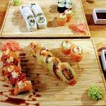 ケープタウンの寿司