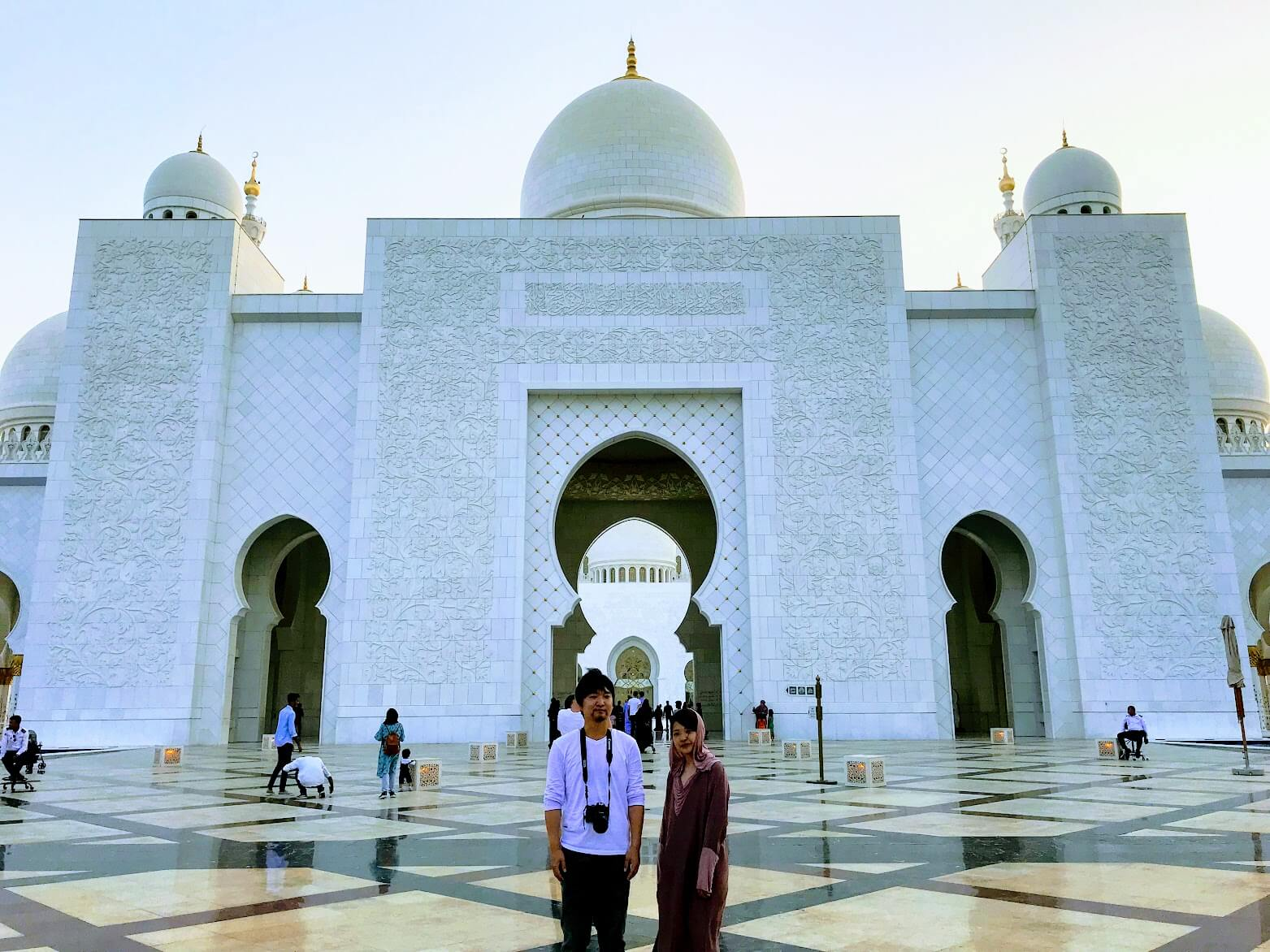 シェイクザイード‐モスク