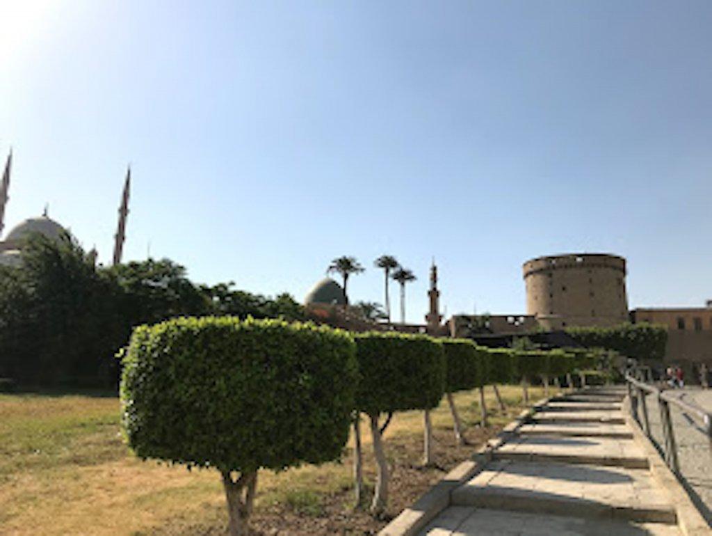 ムハンマド・アリ・モスクへカリームまでの道