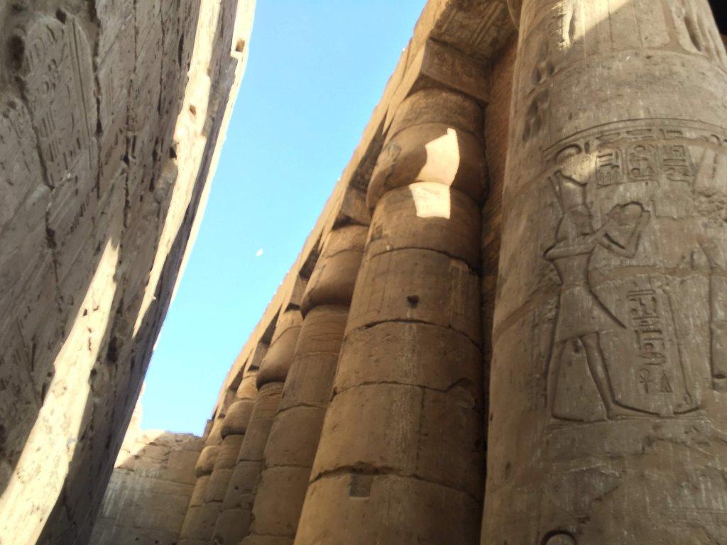 古代の建造物