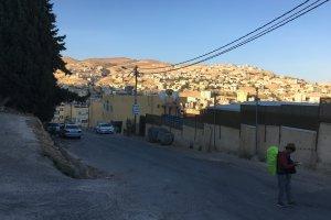 ヨルダンの朝