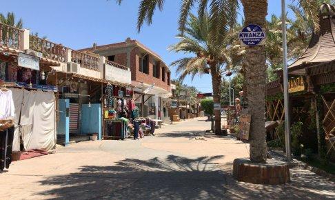 ダハブ市街地