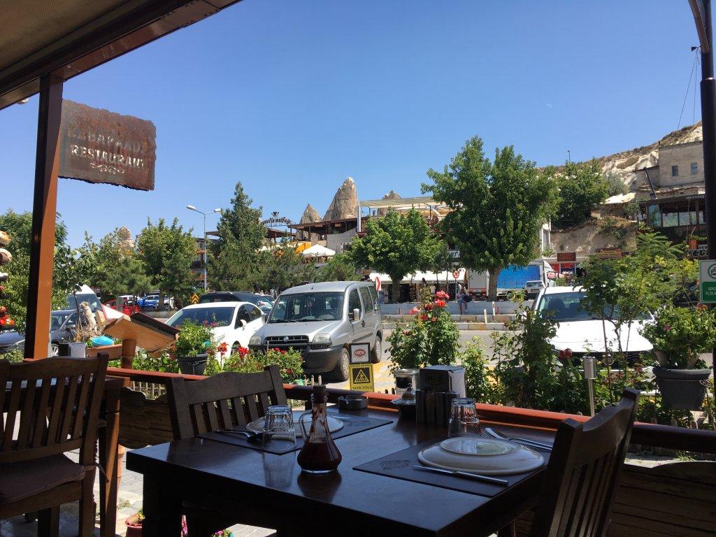 ギョレメの街