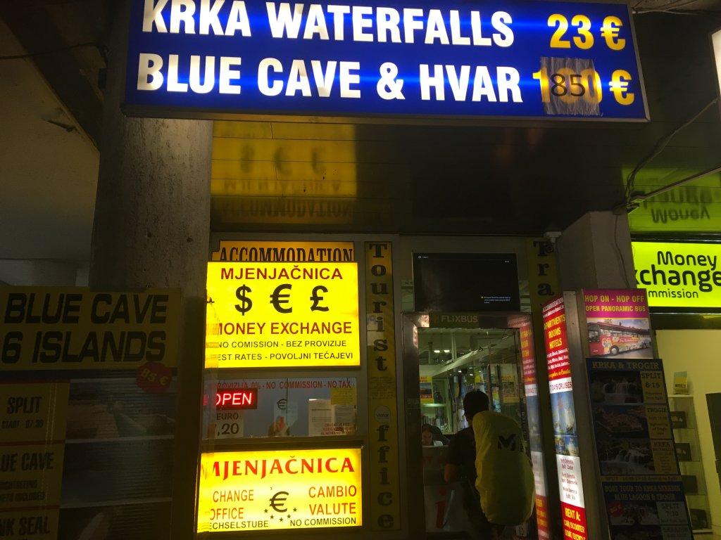 青の洞窟ツアー予約
