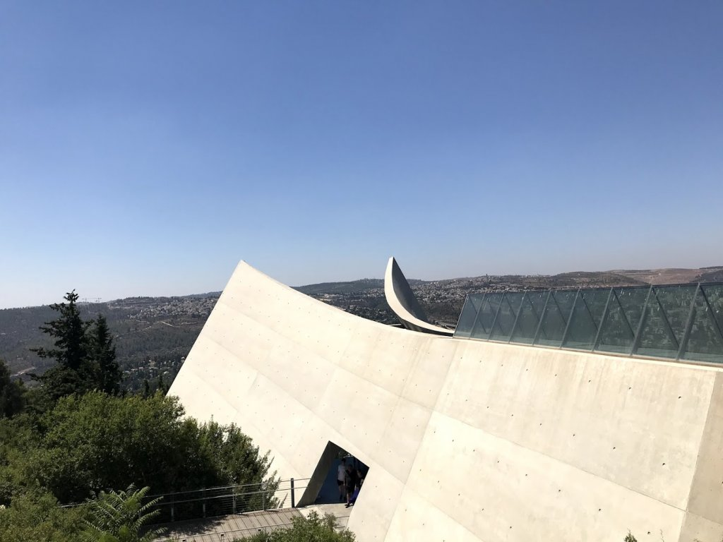 ヤド・ヴァシェム(ホロコースト記念館)