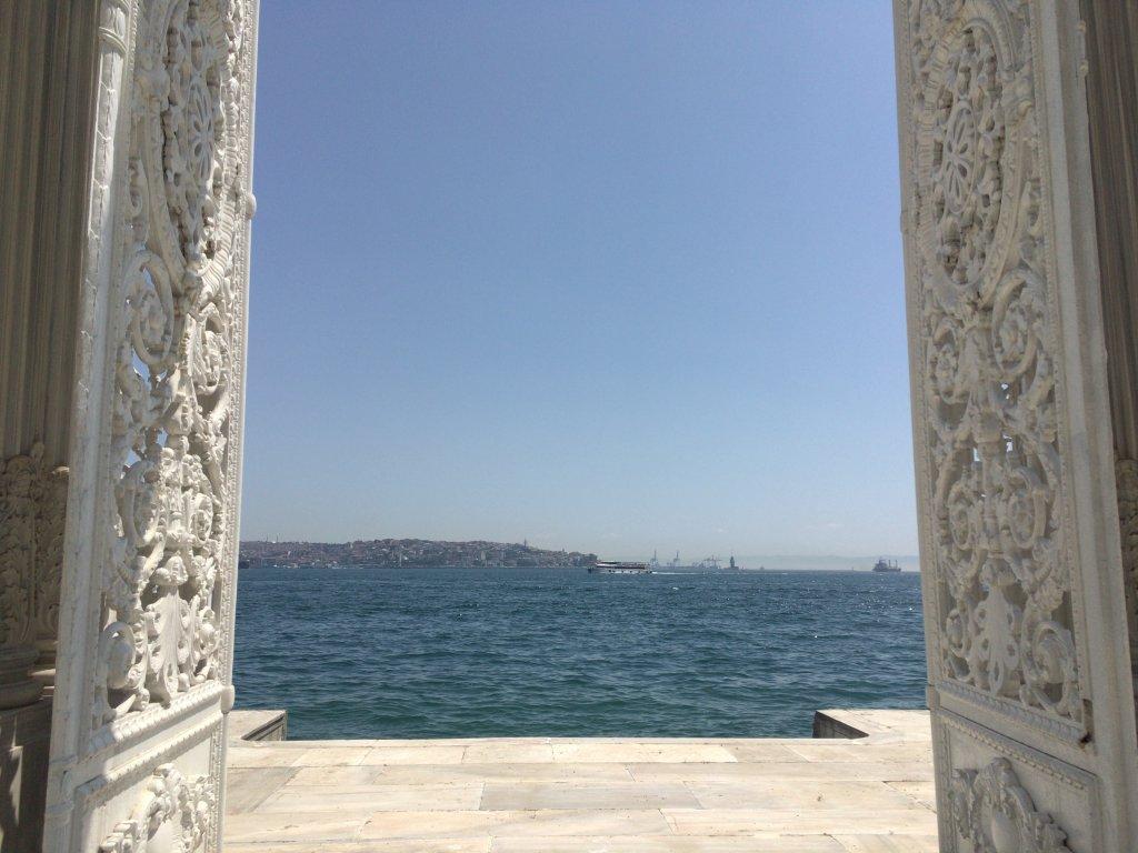 海の見えるところ