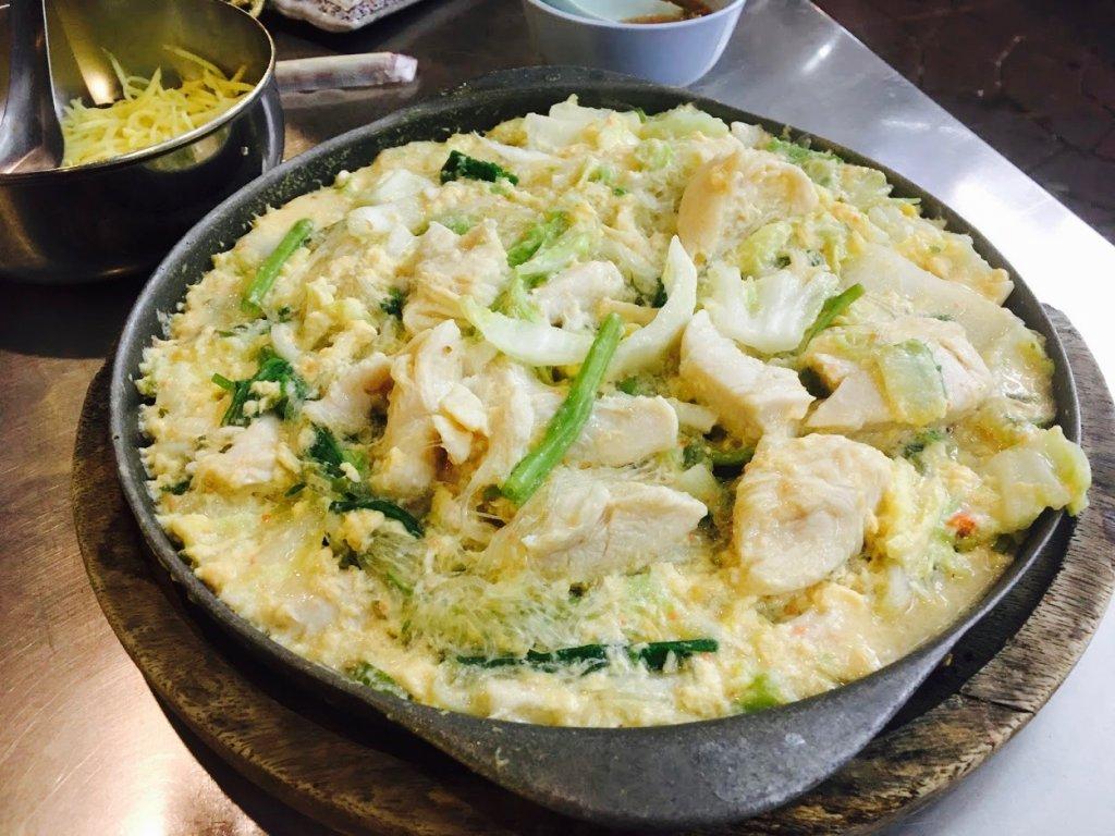 タイの屋台飯