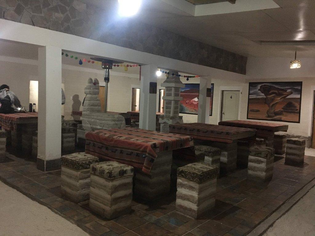 塩のホテル