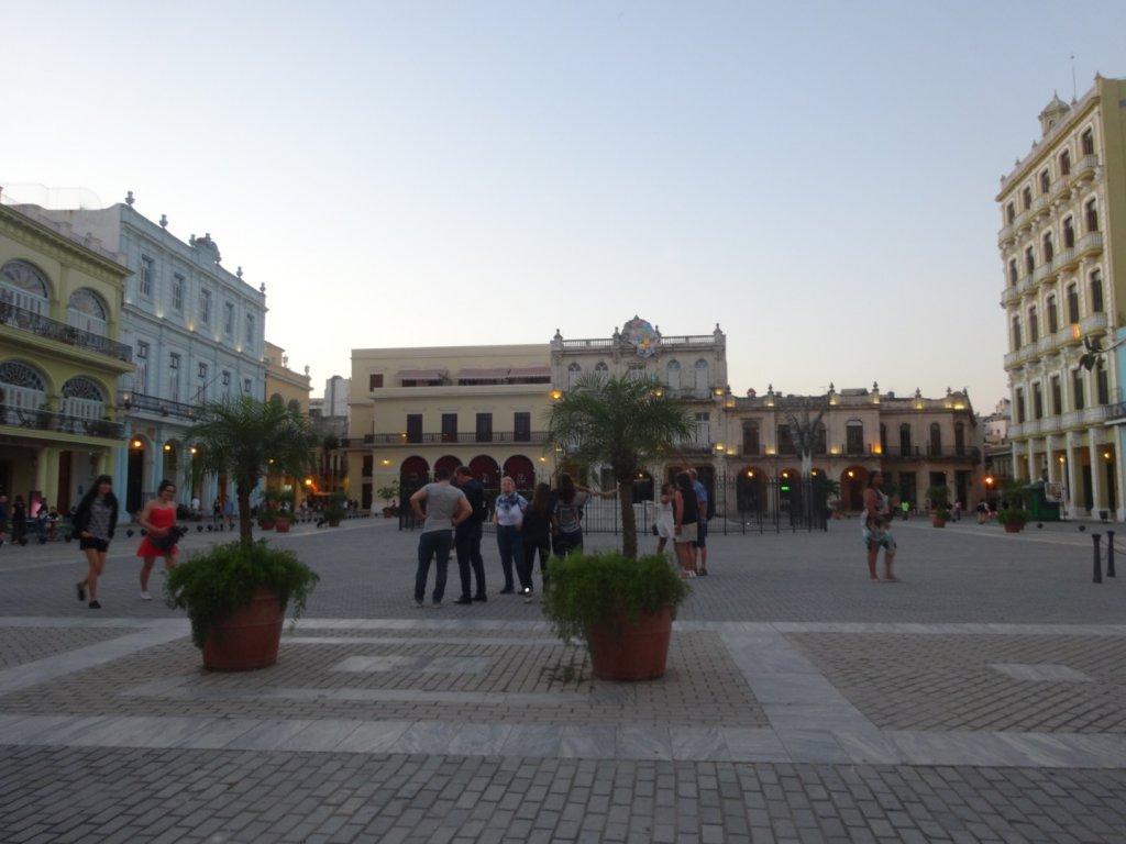 ビエハ広場