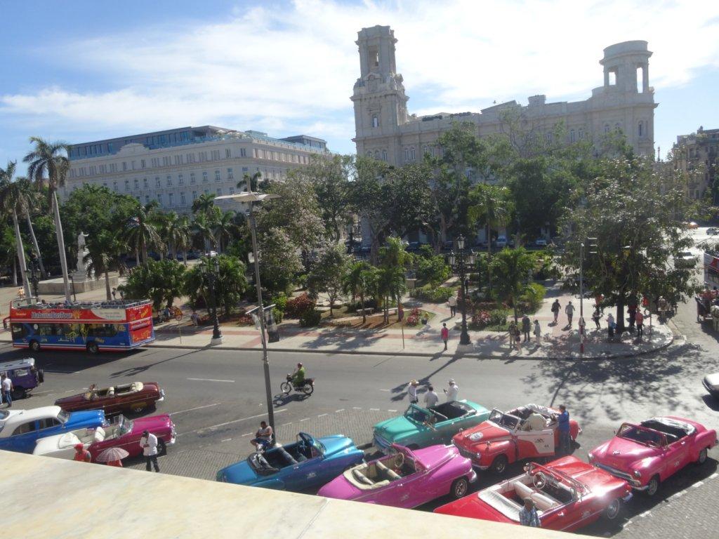 アリシアアロンソ劇場の眺め