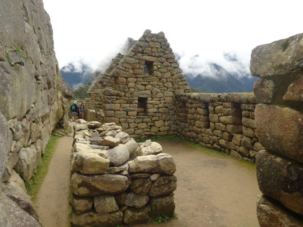 マチュピチュ遺跡の石造り